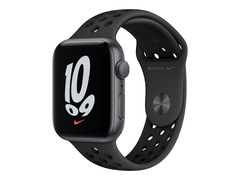 Apple Watch Nike SE (GPS) - 44 mm - Space grau Aluminium