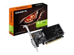 Gigabyte GT 1030 Low Profile D4 2G - Grafikkarten
