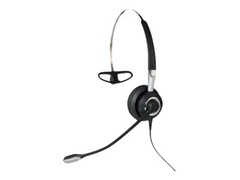 Jabra BIZ 2400 II USB Mono CC MS - Headset - On-Ear