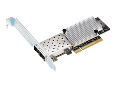 ASUS PEB-10G/57840-2S - Netzwerkadapter - PCIe 3.0 x8 Low-Profile