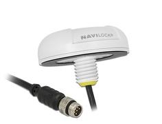Navilock 60327 - M8 - -165 dBmW - MTK MT3333 - G1,E1,L1 - 34 s - 1 s