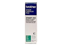 Brother Grün - Original - Nachfülltinte - für StampCreator PRO SC-2000