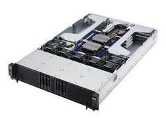 "ASUS ESC4000 G3S - Server - Rack-Montage - 2U - zweiweg - RAM 0 GB - SATA - Hot-Swap 6.4 cm (2.5"")"