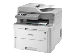 Brother DCP-L3550CDW - Multifunktionsdrucker - Farbe - LED - 215.9 x 355.6 mm (Original)