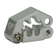 Nanoxia NXCC600-4 - Silber - Aluminium
