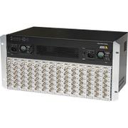 Axis 0656-002 Netzwerkchassis 5U Aluminium - Schwarz