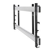 B-TECH BT9908 - Öffentliches Display - 200 kg - 182,9 cm (72 Zoll) - 3,05 m (120 Zoll) - 1400 x 800 mm - Silber