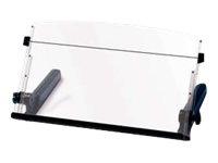 3M Flat Panel Document Holder DH640 - Bildschirmmontierter Dokumentenhalter