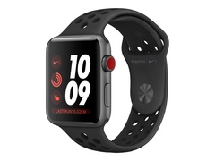 Apple Watch Nike+ Series 3 (GPS + Cellular) - 42 mm