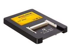Delock 2,5'' Drive IDE > 2 x Compact Flash Card - Kartenleser (CF I, CF II, Microdrive)