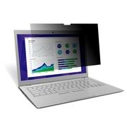 3M 7100207875 - Notebook - Rahmenloser Display-Privatsphärenfilter - Schwarz - Anti-Glanz - 16:9 - Kratzfest
