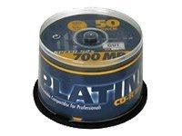 BestMedia Platinum - 50 x CD-R - 700 MB (80 Min)