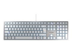 Cherry - Tastatur - USB - US - Schlüsselschalter: CHERRY SX