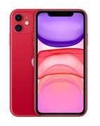 Apple iPhone 11 - 15,5 cm (6.1 Zoll) - 1792 x 828 Pixel - 256 GB - 12 MP - iOS 14 - Rot