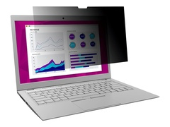 """3M Blickschutzfilter High Clarity for 12.5"""" Laptops 16:9 with COMPLY - Blickschutzfilter für Notebook - 31,7 cm Breitbild (12,5"""" Diagonale)"""