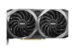 MSI GeForce RTX 3070 VENTUS 2X 8G OC LHR - Grafikkarten