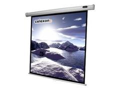celexon Economy Manual Screen - Leinwand - Deckenmontage möglich, geeignet für Wandmontage - 255 cm (100 Zoll)