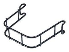 APC Kabelhalteschiene - Schwarz (Packung mit