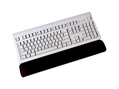 3M Gel Wrist Rest for Keyboard WR310MB - Tastatur-Handgelenkauflage