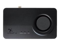 ASUS Xonar U5 - Soundkarte - 24-Bit - 192 kHz