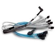 Brocade Broadcom - Internes SAS-Kabel - Slim SAS (SFF-8654)