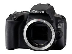Canon EOS 200D - Digitalkamera - SLR - 24.2 MPix