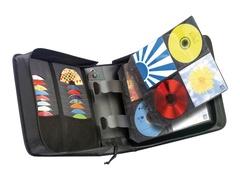 Case Logic CDW 320 - Tasche für CDs/DVDs - 320 CDs/DVDs