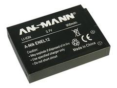 Ansmann A-Nik EN EL 12 - Kamerabatterie Li-Ion 900 mAh