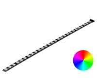 Nanoxia NRLED30RGB - Indoor/Outdoor - Umgebung - Schwarz - Variabel - 27 Glühbirne(n) - LED