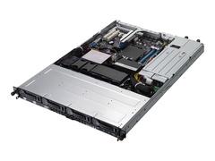 "ASUS RS300-E8-RS4 - Server - Rack-Montage - 1U - 1-Weg - RAM 0 MB - SATA - Hot-Swap 8.9 cm (3.5"")"