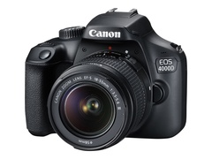 Canon EOS 4000D - Digitalkamera - SLR - 18.0 MPix