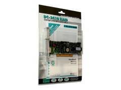Dawicontrol Cont PCI DC-3410 SATAII RAID Blister - Raid-Controller