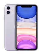 Apple iPhone 11 - 15,5 cm (6.1 Zoll) - 1792 x 828 Pixel - 128 GB - 12 MP - iOS 14 - Violett