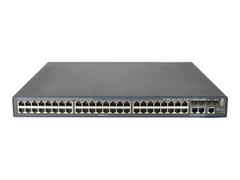 HP Enterprise 3600-48-PoE+ v2 EI - Switch - L3 - managed - 48 x 10/100 (PoE+)
