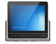ads-tec DVG-VMT9010 007-AA - 25,4 cm (10 Zoll) - 1024 x 768 Pixel - XGA - TFT - Multi-touch - Widerständig