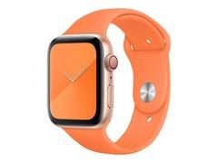 Apple 44mm Sport Band - Uhrarmband für Smartwatch - 140 - 210 mm - Vitamin C - für Watch (42 mm, 44 mm)