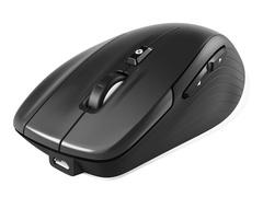 3Dconnexion CadMouse Wireless - Maus - Für Rechtshänder - optisch - 7 Tasten - kabellos, kabelgebunden - 2.4 GHz, Bluetooth 4.0 - kabelloser Empfänger (USB)