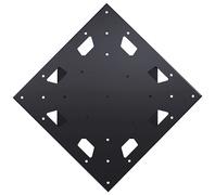 B-TECH BT7550 - Drehbare Klapphalterung - Schwarz - 70 kg - 200 x 200,400 x 400 mm - 165,1 cm (65 Zoll) - 94 cm (37 Zoll)