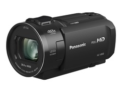 Panasonic HC-V800 - Camcorder - 1080p / 50 BpS