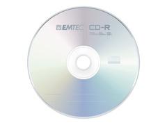 EMTEC Classic - 50 x CD-R - 700 MB (80 Min) 52x