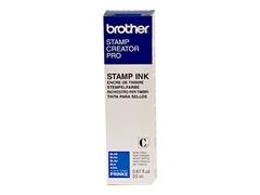 Brother Blau - Original - Nachfülltinte - für StampCreator PRO SC-2000