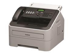 Brother FAX-2845 - Faxgerät / Kopierer - s/w - Laser - 216 x 406.4 mm (Medien)