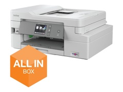 Brother DCP-J1100DW - Multifunktionsdrucker - Farbe - Tintenstrahl - Legal (216 x 356 mm)