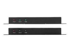 StarTech.com HDMI Over Fiber Extender - HDMI 2.0b