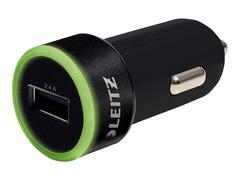 Esselte Leitz Complete universelles - Auto-Netzteil - 2.4 A (USB)
