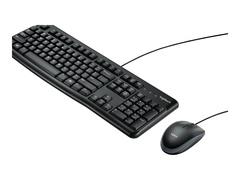 Logitech Desktop MK120 - Tastatur-und-Maus-Set