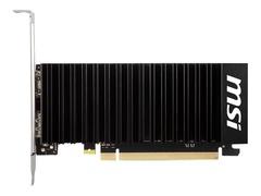 MSI GT 1030 2GHD4 LP OC - Grafikkarten - GF GT 1030