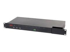 APC KVM1116R - KVM-Switch - 1 lokaler Benutzer