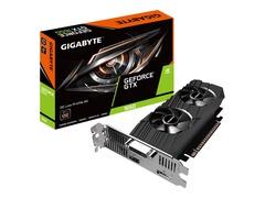 Gigabyte GeForce GTX 1650 OC Low Profile 4G - Overclocked Edition