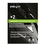PNY Warranty Extension Pack 007 - Serviceerweiterung - Austausch - 2 Jahre (4./5. Jahr)